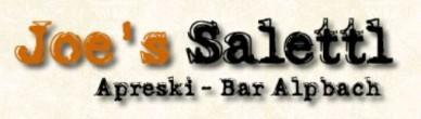 SChankanlage Joes Salettl Logo